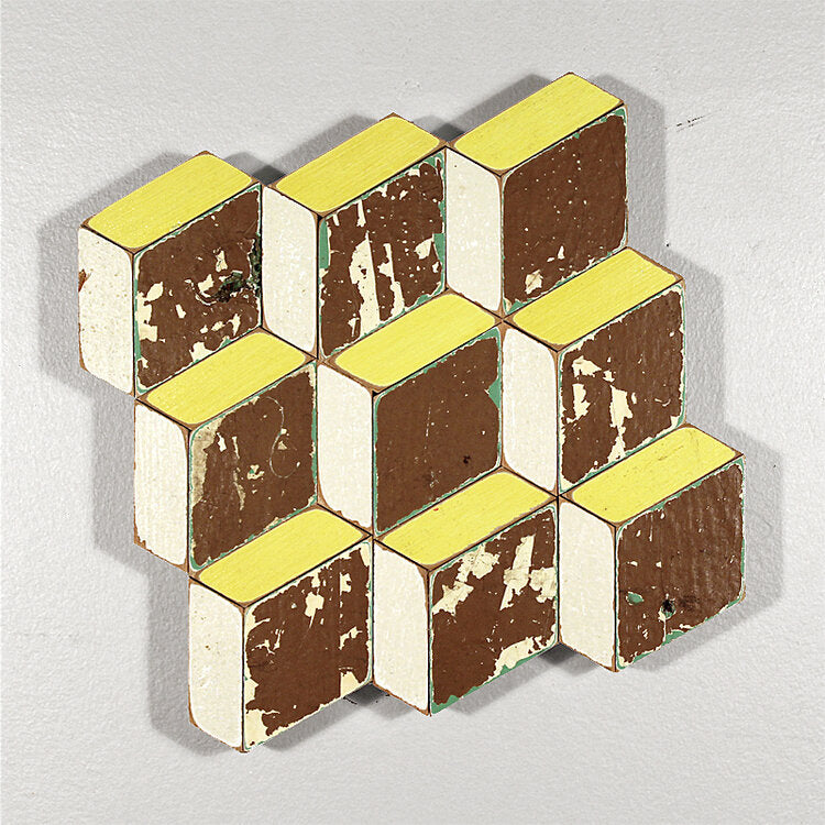 Three by Three (Nanaimo bar)