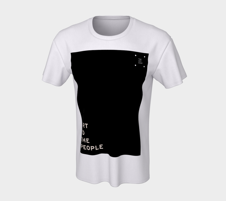 T-Shirt Unisex (Art To The People)