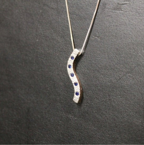 Crooked Trail Necklace