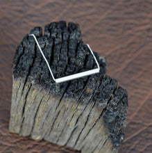 Load image into Gallery viewer, Silver Horizon Necklace
