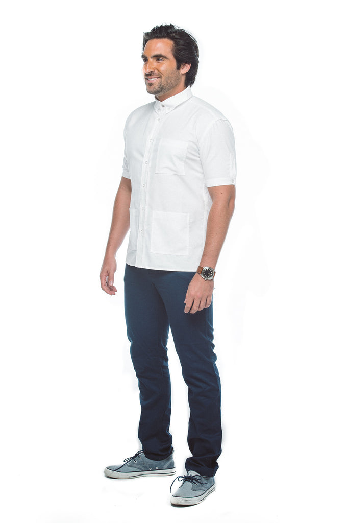 Men's 3 Front Pocket Shirt