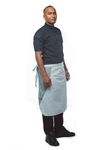 Half Slash Pocket Apron