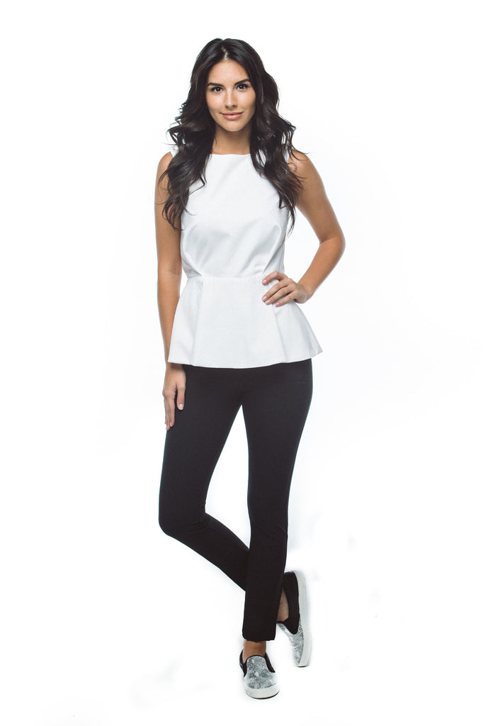 Women's Peplum Top