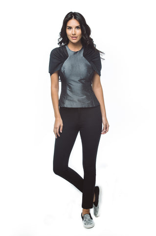 Women's Batwing Sleeve Shirt