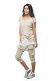 Women's Apron Pants