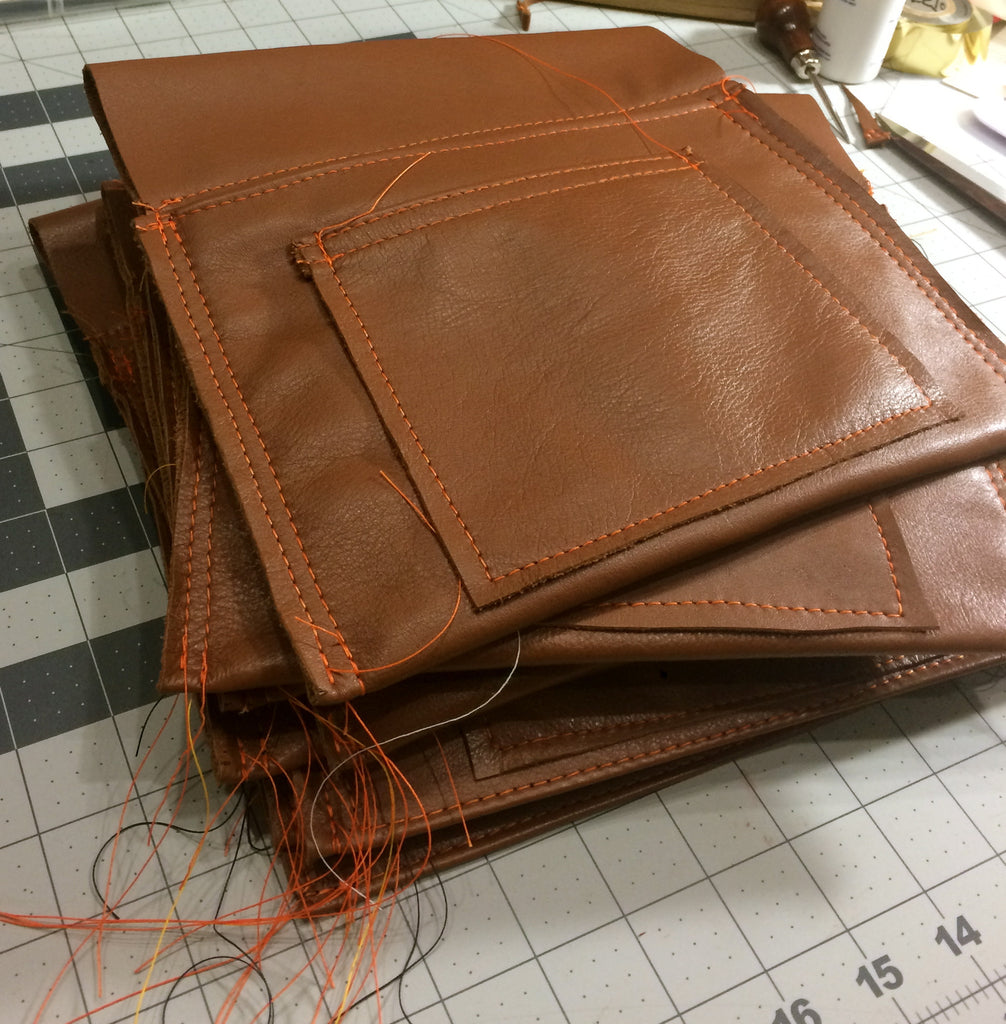 "Leather ""Tool"" Pouch"