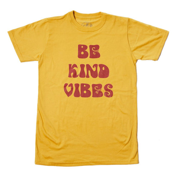 Retro Tee - Be Kind Vibes