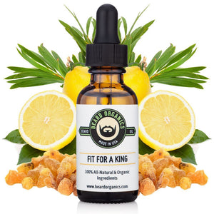 Fit For A King Beard Oil