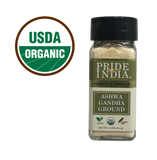 Organic Ashwagandha Root Ground Powder