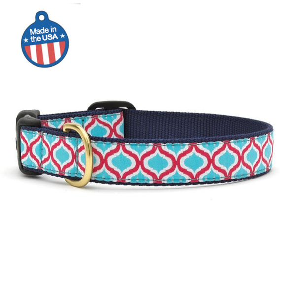Blue Kismet Dog Collar