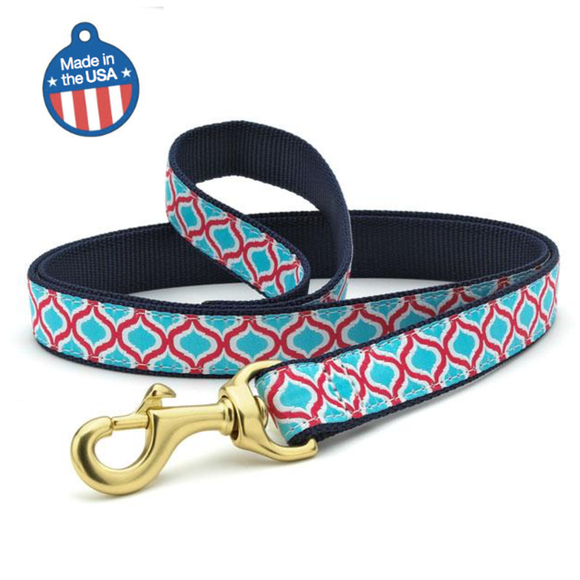 Blue Kismet Leash