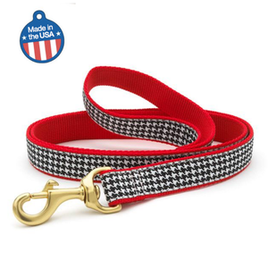 Houndstooth Leash