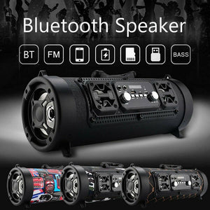 2021 Latest Updated Powerful Portable Bluetooth Subwoofer Speaker