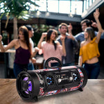 Load image into Gallery viewer, 2021 Latest Updated Powerful Portable Bluetooth Subwoofer Speaker
