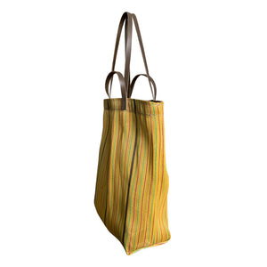 SM Assam Market Bag Yellow