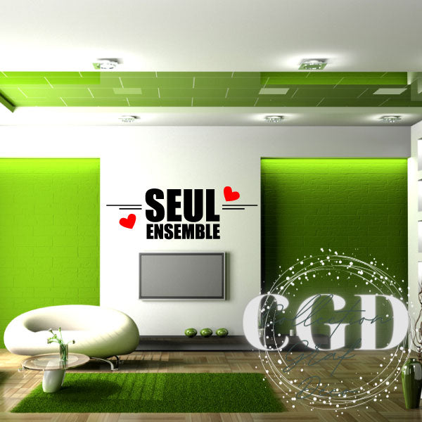 Seul ensemble - Digital EPS, DXF, SVG, PNG, JPG