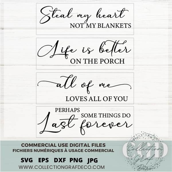 SVG Bundles - No 19 Farmhouse Sign designs, Sign Maker, Quotes for stickers - EPS, DXF, SVG, PNG, JPG