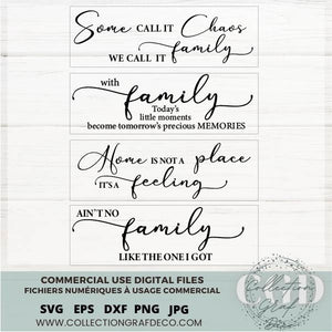 SVG Bundles - No 20 Farmhouse Sign designs, Sign Maker, Quotes for stickers - EPS, DXF, SVG, PNG, JPG