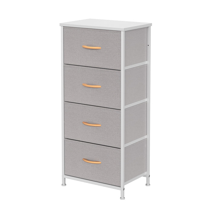 Cubiker Storage Tower with 4 Drawers