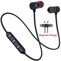 Auricolari wireless Neckband Magnetic Sports 5.0 | Coverx.it