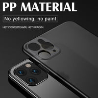 Custodia in PP ultra sottile per iPhone 12 mini | acquista online | Coverx.it