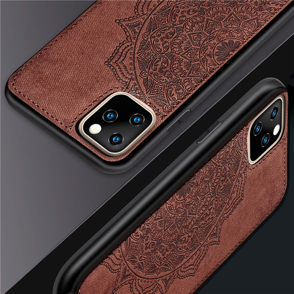 Custodia in pelle di lusso per iphone 11 | acquista online | Coverx.it
