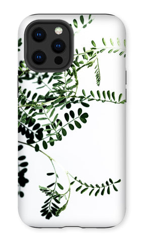 """Botanical Portrait 1"" Phone Case"