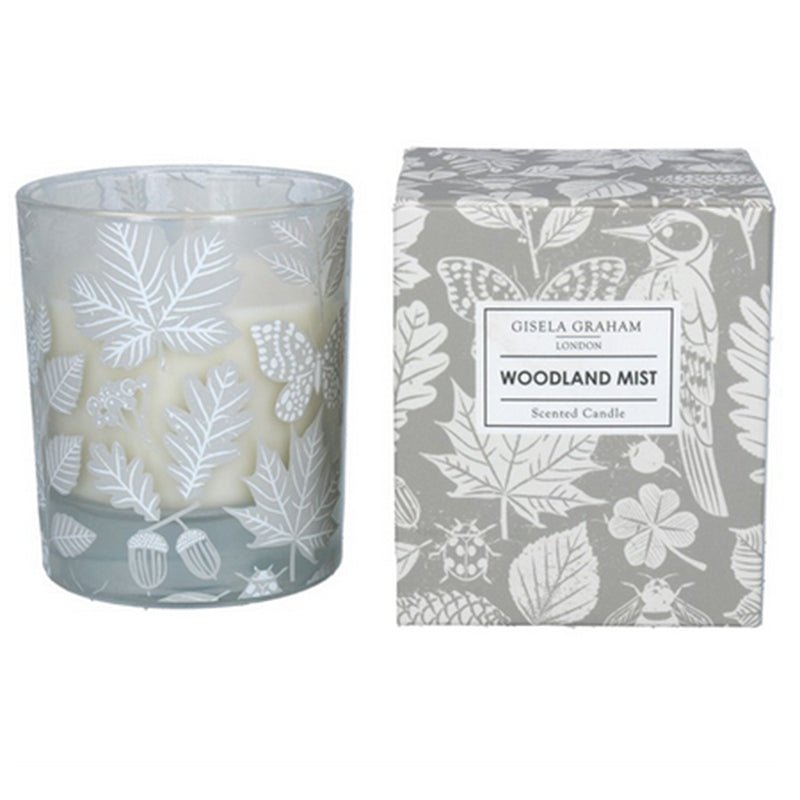 Woodland Mist Scented Candle Pot