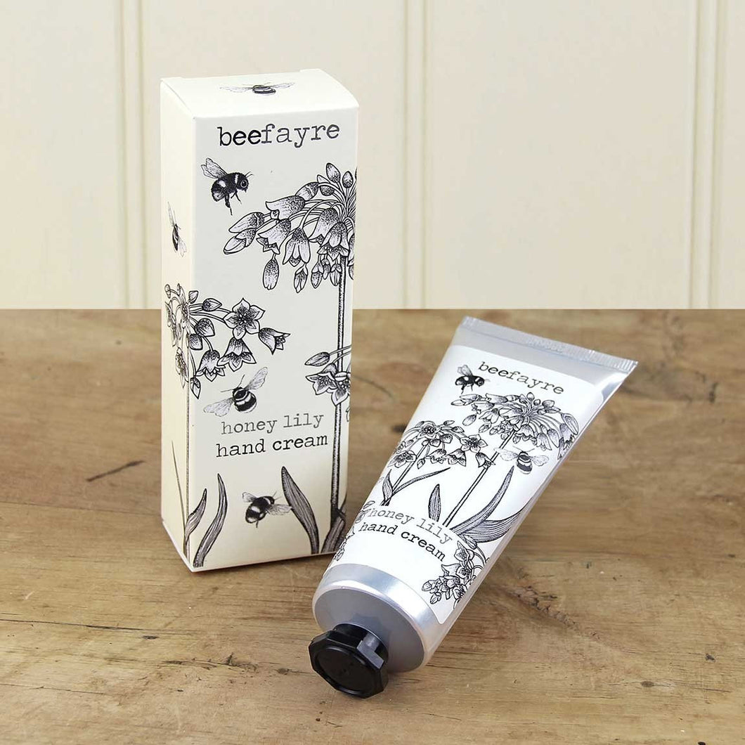 Honey Lily Hand Cream