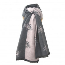 Load image into Gallery viewer, LUA Thick Bees Scarf - various colours