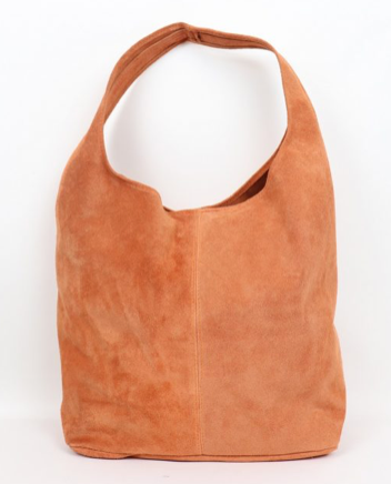 Suede Bag - various colours - Little Gems Interiors