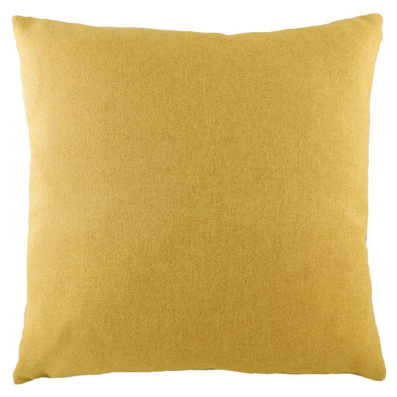 LOLA CUSHION - Ochre