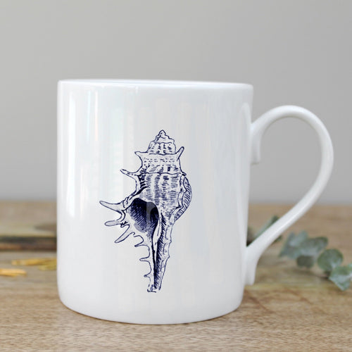 Conch Shell Mug - Little Gems Interiors