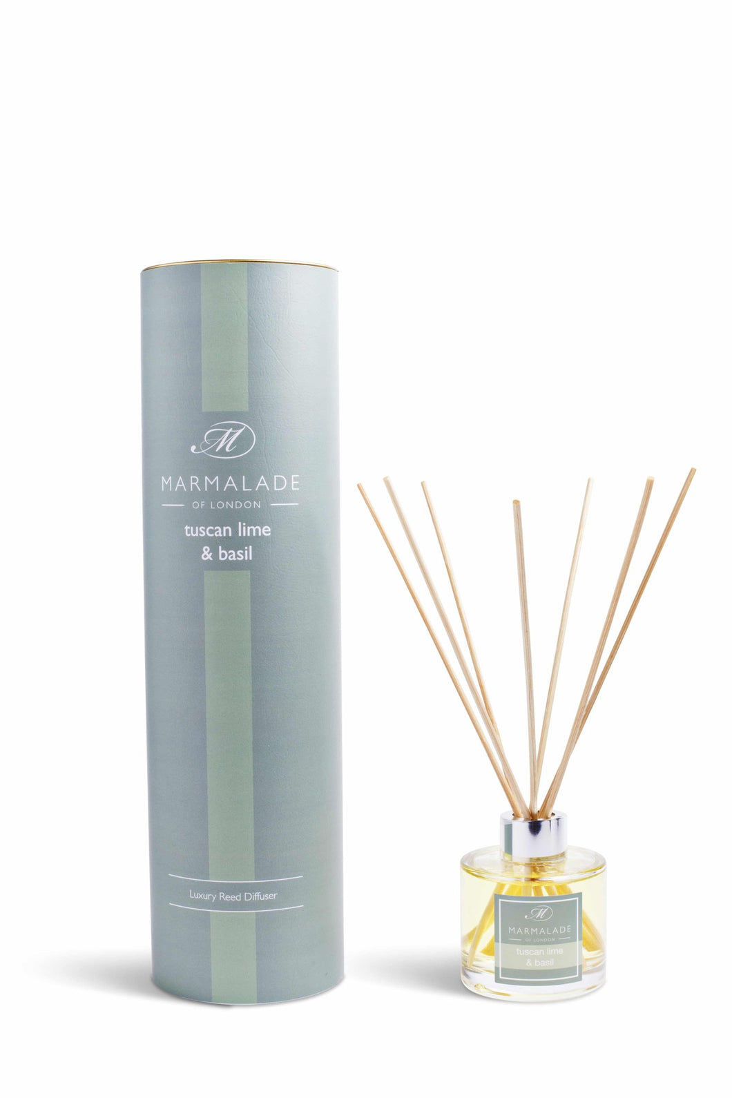 Tuscan Lime and Basil Reed Diffuser