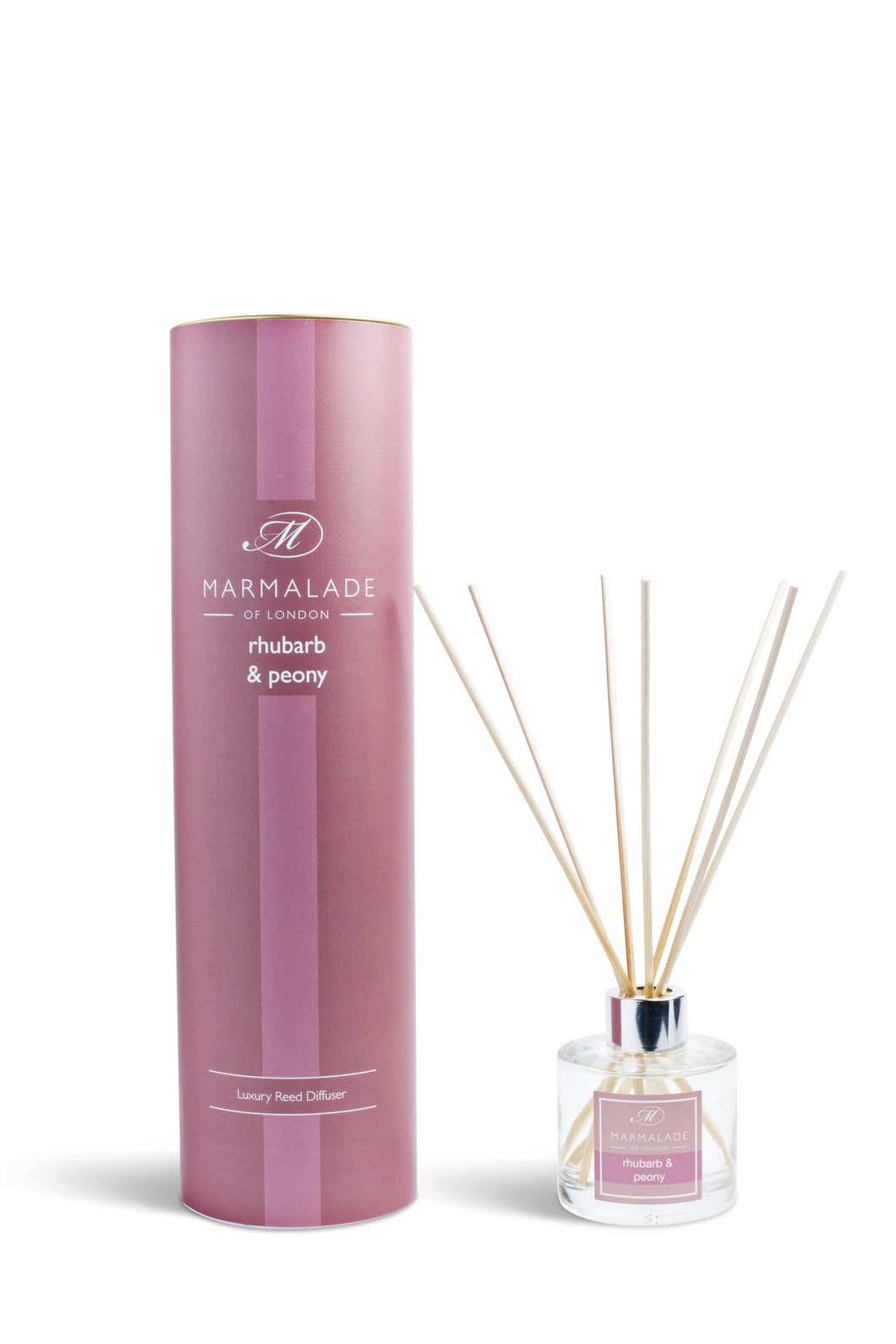 Rhubarb and Peony Reed Diffuser
