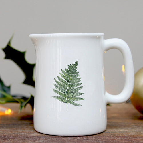Fern Mini Jug - Little Gems Interiors