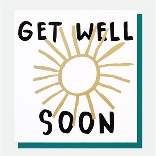Get Well Card - Little Gems Interiors