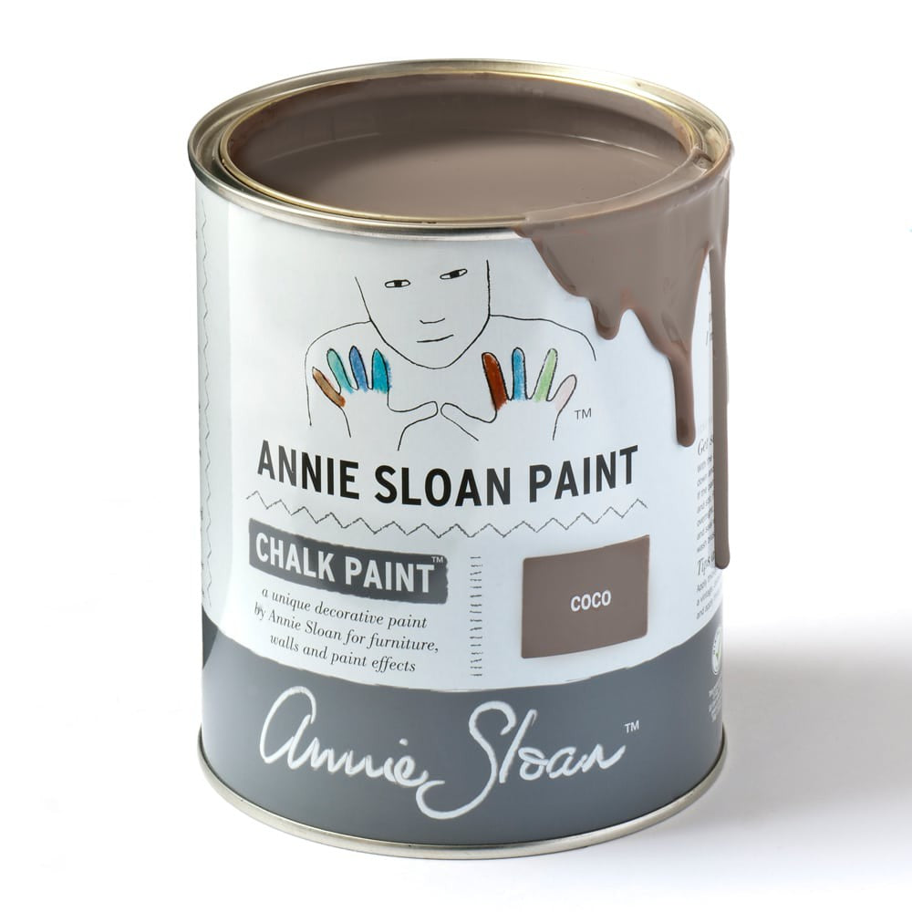 Coco Chalk Paint™ by Annie Sloan - Little Gems Interiors