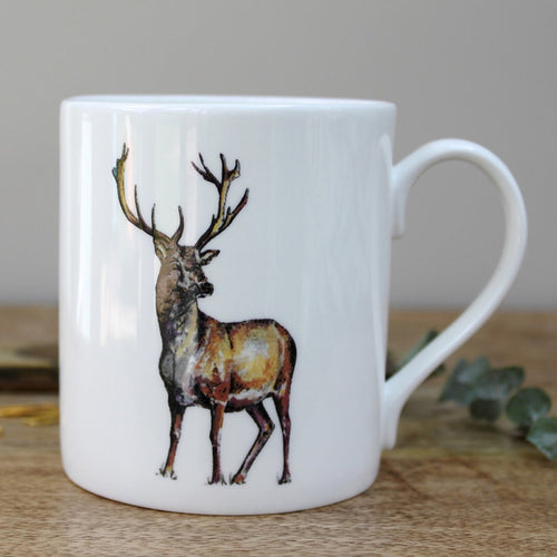 Stag Mug - Little Gems Interiors