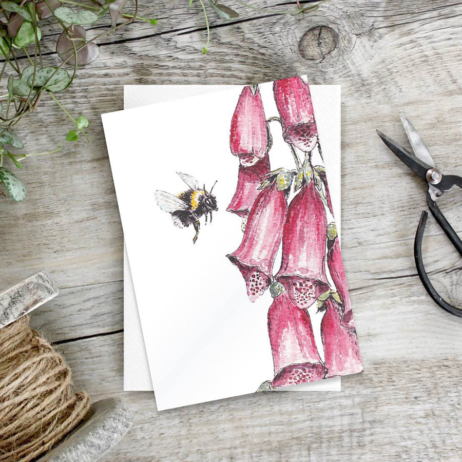 Woodland Glimpse – Set of 6 notecards - Little Gems Interiors