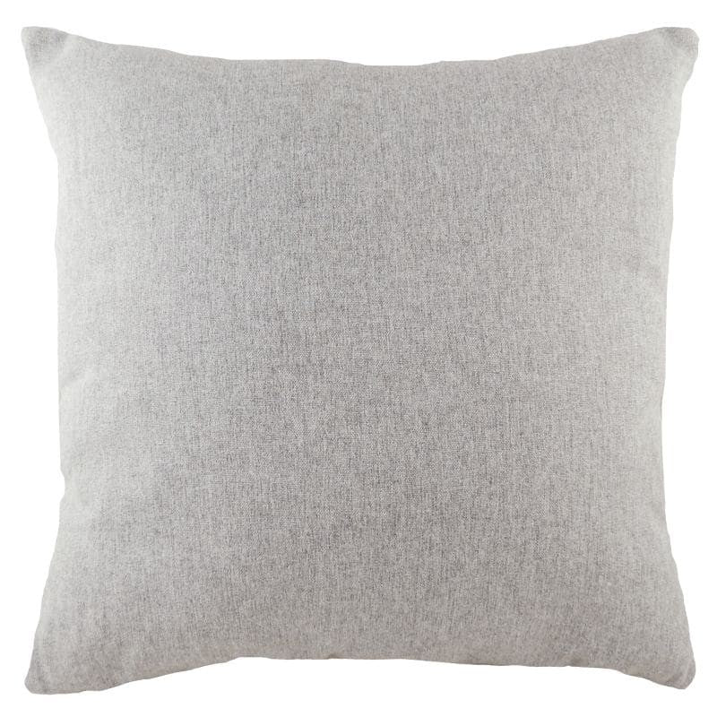 LOLA CUSHION - Light Grey - Little Gems Interiors