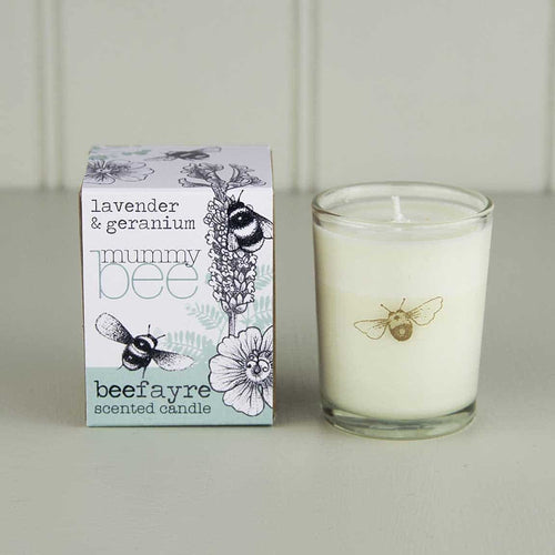 Mummy Bee Votive - Little Gems Interiors