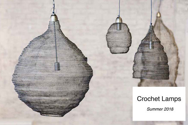 We're going crazy over our new Crochet Wire Lights