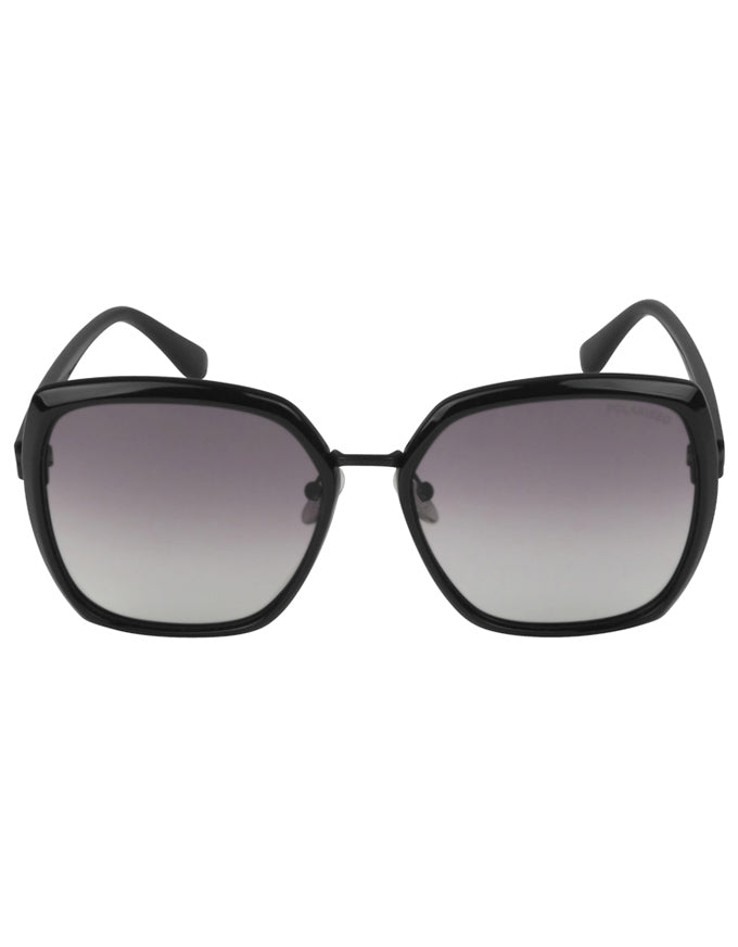 Amber Sunglasses Black