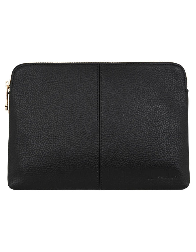 Double Bowery Wallet Black