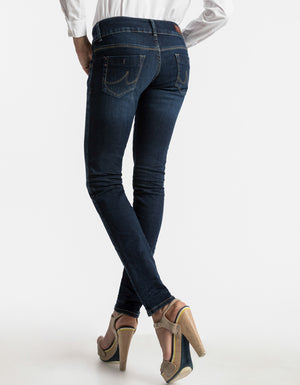 Molly Low Rise Super Slim Sian