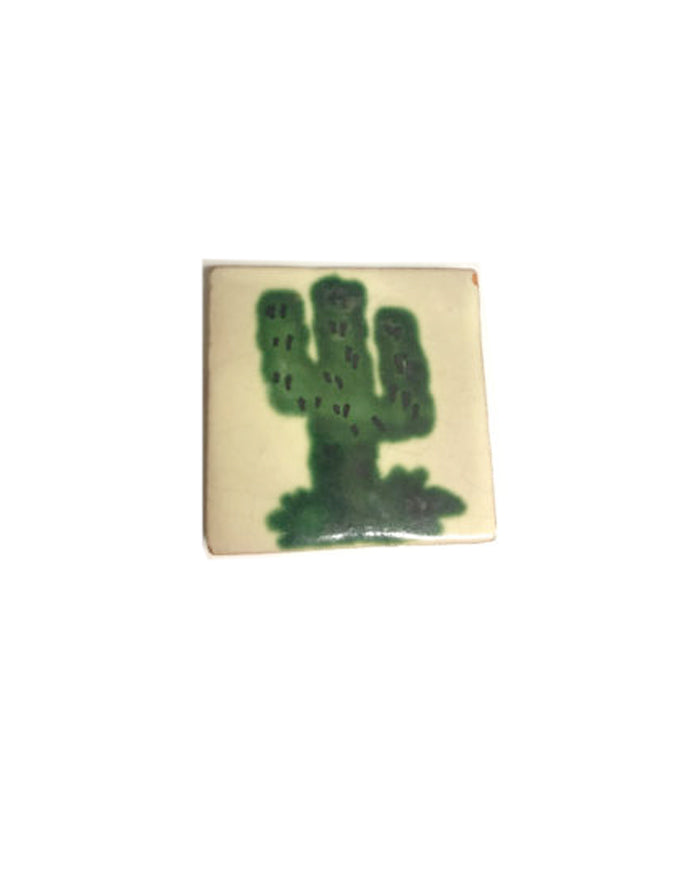 Small Cactus Tile