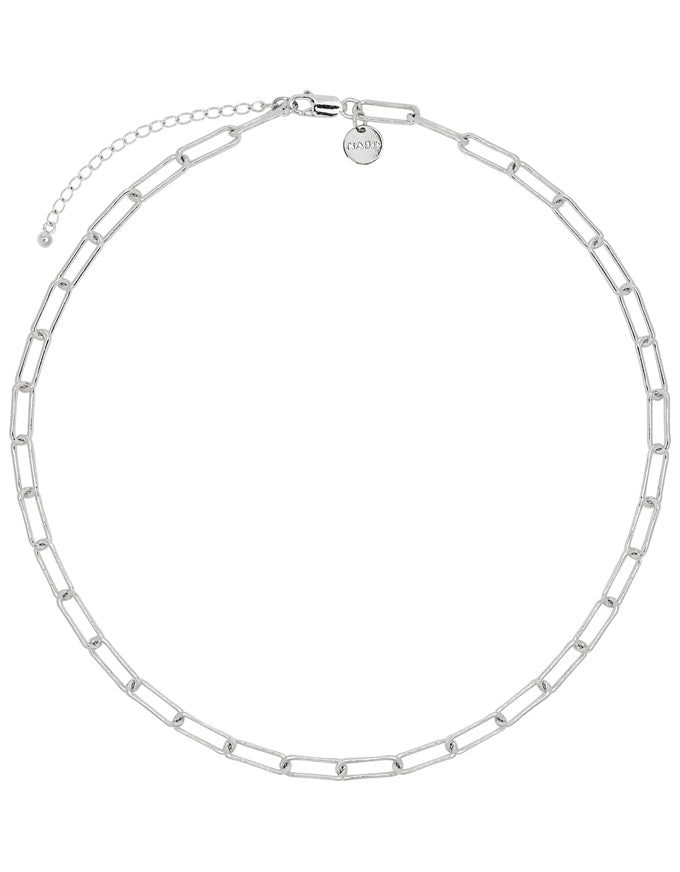 Vista Chain Necklace Silver