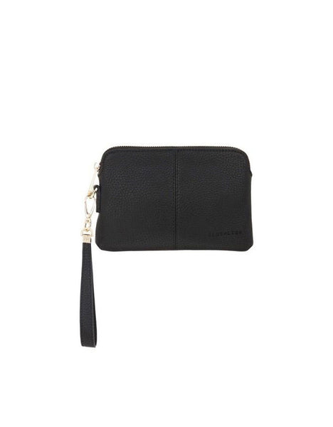 Bowery Coin Purse + Wristlet Black