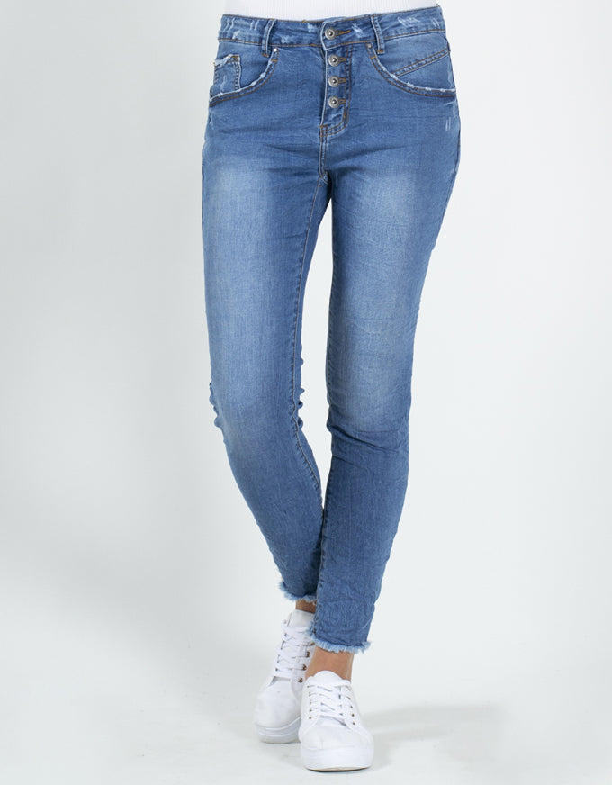 Britney Jeans Light Blue Denim
